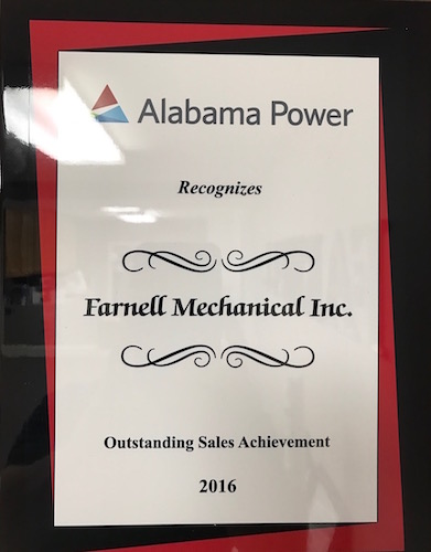 Alabama Power award